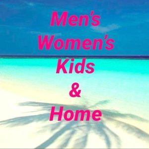 💕Men's, Women's, Kids and Home 💕